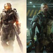 """Games """"Halo 5"""" ou """"COD: Black Ops 3"""": qual é o shooter para Xbox One mais aguardado em 2015?"""