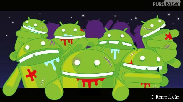 Parece mentira, mas o estudo sobre a segurança do sistema Android foi financiado pela própria Google!
