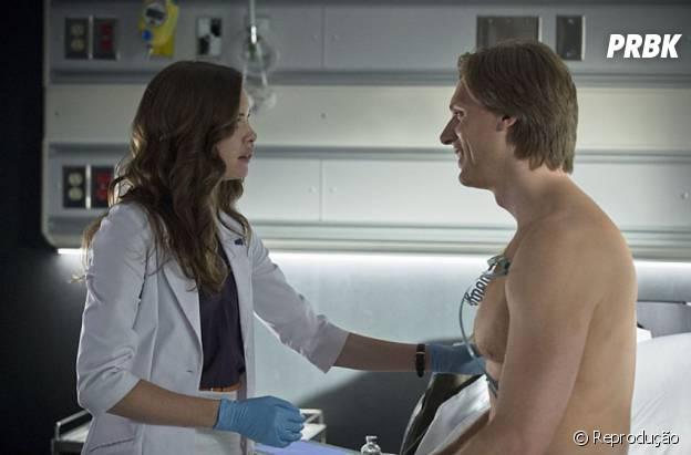 """Em """"The Flash"""": Jay Garrick (Teddy Sears) e Caitlin(Danielle Panabake)podem protagonizar novo casal!"""