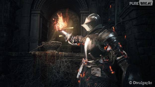 """Dark Souls III"" ganha novos screenshots"