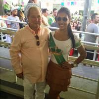 """Amanda Djehdian, do """"BBB15"""", musa do Carnaval 2016? Ex-sister vai desfilar em duas escolas de samba!"""