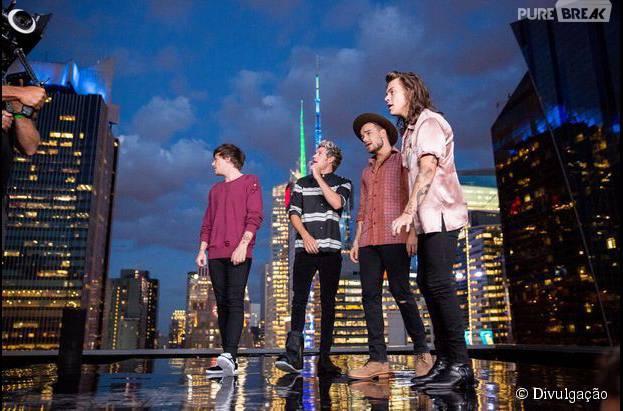 """One Direction lança """"Perfect"""" e empolga fãs para o lançamento do novo CD"""