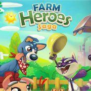 """Farm Heroes Saga"" é o novo ""Candy Crush"" para mobile"
