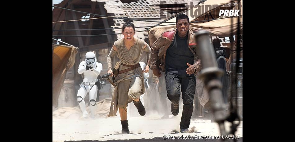 """Os fãs da franquia estão morrendo de ansiedade para a estreia de """"Star Wars VII: O Despertar da Força"""""""