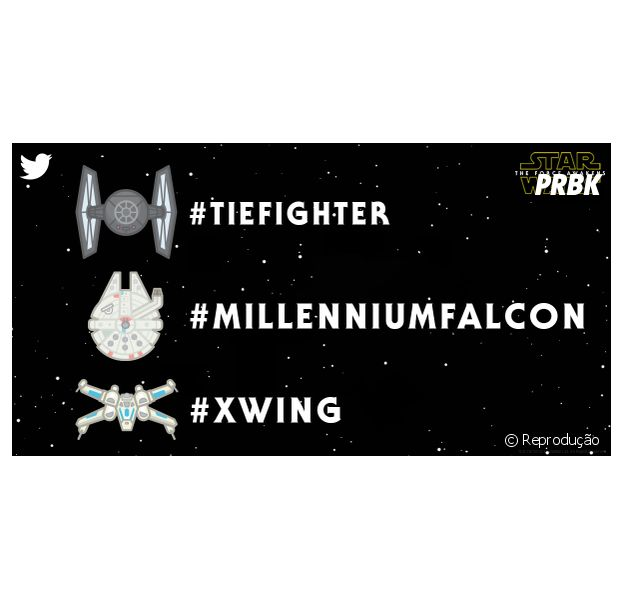 "Novos emojis de ""Star Wars"" chegam ao Twitter"