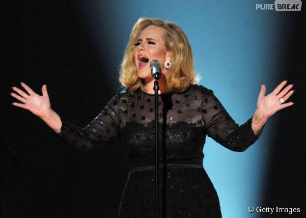 Recentemente, Adele abriu o jogo sobre o seu processo de criação