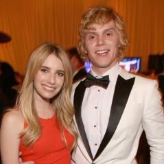 """Emma Roberts e Evan Peters, de """"American Horror Story"""", ficam noivos"""