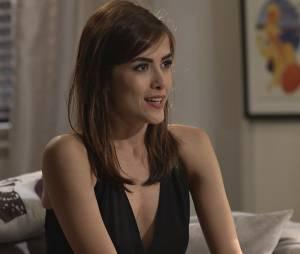 """Em """"I Love Paraisópolis"""", Margot (Maria Casadevall) revela que quer se mudar para Nova York!"""