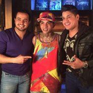 """MC Guime comemora 100 milhões de views em """"Suíte 14"""", parceria com a dupla Henrique e Diego!"""