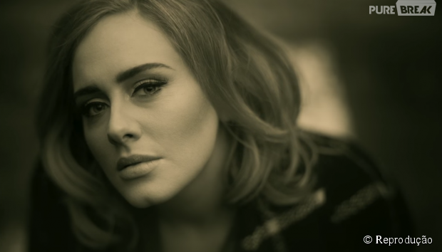 """Adele divulga clipe de """"Hello"""", primeira música revelada do álbum """"25"""""""