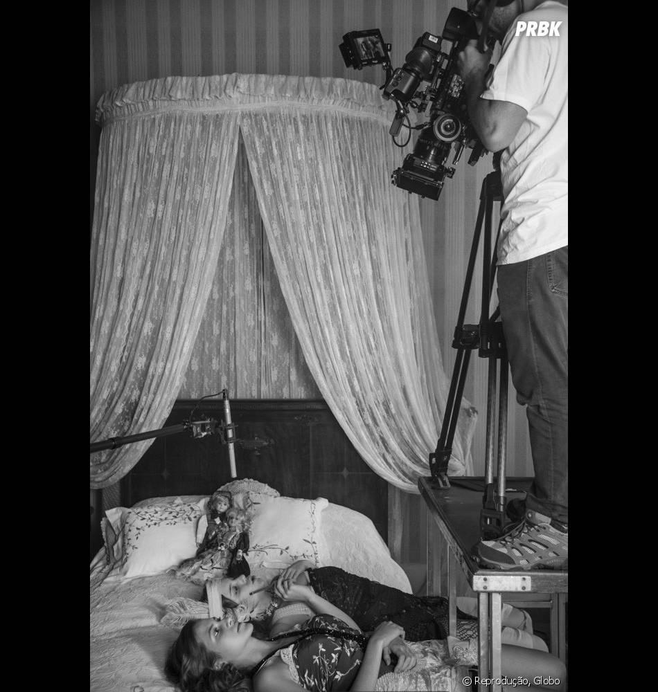 """""""Ligações Perigosas"""", com Alice Wegmann, tem estreia prevista para janeiro de 2016"""