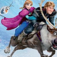 """""""Frozen"""" deve superar CD de Beyoncé e leva 1 milhão de brasileiros aos cinemas"""