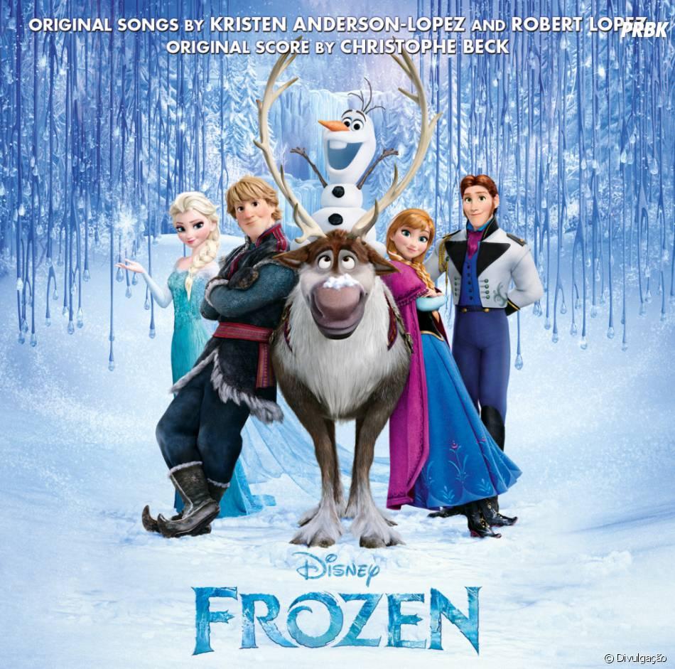 Imagens Frozen Uma Aventura Congelante Pretty trilha sonora de frozen - uma aventura congelante vendeu 140 mil