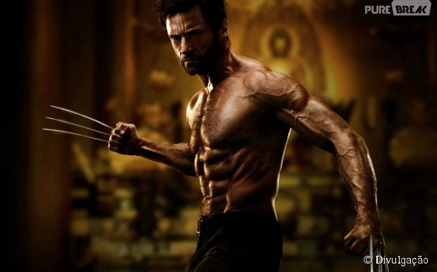 "Hugh Jackman deveria interpretar o mutante Wolverine, de ""X-Men"", para sempre!"
