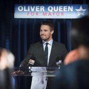 """De """"Arrow"""": na 4º temporada, Oliver (Stephen Amell) vira prefeito! Saiba que vai acontecer!"""