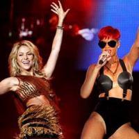"""Shakira revela que dueto com Rihanna era um """"sonho"""": """"A química foi tão boa"""""""