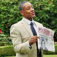 """Em """"Once Upon a Time"""": na 5ª temporada, Giancarlo Esposito retorna como Sidney, o Espelho Mágico!"""