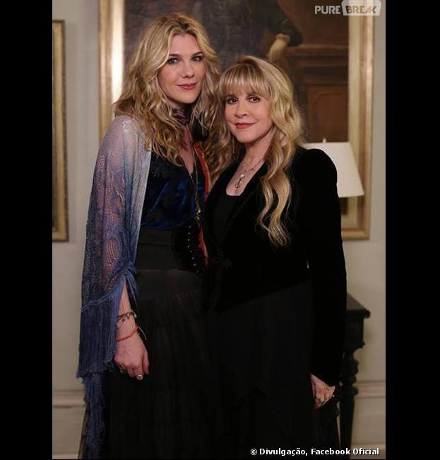 """Misty (Lily Rabe) encontrará com sua grande diva Stevie Nicks no retorno de """"American Horror Story"""""""