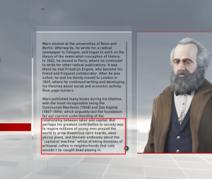 "Para os autores de ""Assassin's Creed: Syndicate"", Karl Marx inspirou os hipsters"