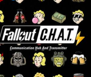 """Bethesda lança """"Fallout C.H.A.T."""": o app de emojis inspirados em """"Fallout 4"""""""