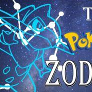 Horóscopo Pokémon: descubra qual o monstrinho representa seu signo na astrologia!