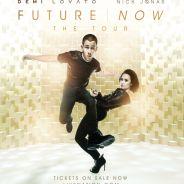 """Demi Lovato e Nick Jonas vêm ao Brasil com a """"Future Now Tour"""" em abril, garante jornal"""