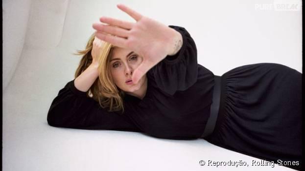"""Se confirmada, Adele atuará ao lado de Kit Harington, ator de """"Game of Thrones"""""""