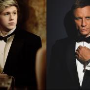 """Niall Horan, do One Direction, como James Bond? Veja 5 razões para o astro estrelar a franquia """"007"""""""