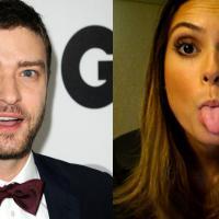 Thaila Ayala seria o pivô da separação de Justin Timberlake. Será?
