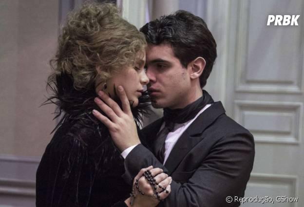 """Isabella Santoni e Ghilherme Lobo em """"Ligações Perigosas"""": atores revelam clima de intimidade nos bastidores"""
