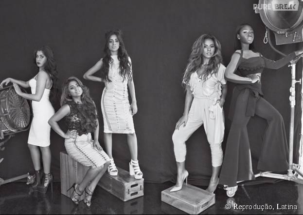 Ally Brooke fala tudo sobre o novo CD da banda Fifth Harmony