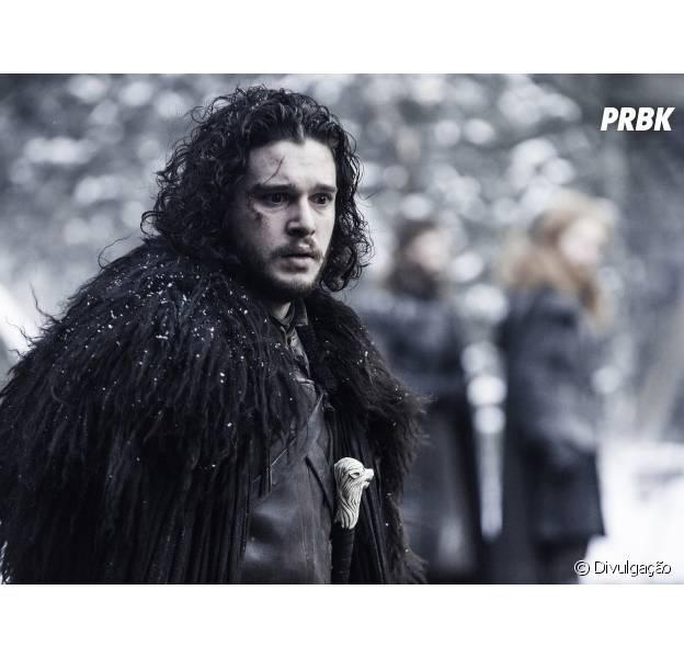 """Em """"Game of Thrones"""": Jon Snow (Kit Harington) de volta? Personagem de Ian McShane vai ressuscitar alguém importante!"""