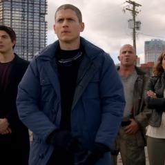 """Série """"Legends of Tomorrow"""", spin-off de """"Arrow"""" e """"The Flash"""", ganha 1º trailer completo. Assista!"""