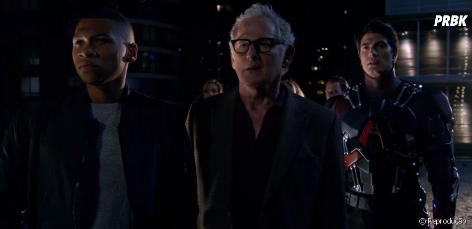 """Série """"Legends of Tomorrow"""", spin-off de """"Arrow"""" e """"The Flash"""", mostra detalhes da trama em seu primeiro trailer"""