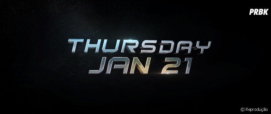 """Série """"Legends of Tomorrow"""", spin-off de """"Arrow"""" e """"The Flash"""", estreia no dia 21 de janeiro na The CW"""