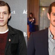 """Novo """"Homem-Aranha"""", da Marvel: Tom Holland confessa que é difícil não copiar Andrew Garfield"""
