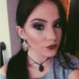 "Giovanna Rispoli, de ""Totalmente Demais"", mudou a cor dos fios para a novela da Globo!"