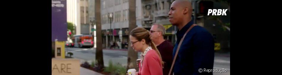 "Em ""Supergirl"", Kara (Melissa Benoist) sem poderes é notícia!"