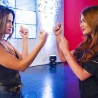 """Marina Ruy Barbosa ou Juliana Paiva? Qual atriz de """"Totalmente Demais"""" você conhece mais?"""