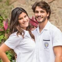 """Brenno Leone e Giulia Costa, de """"Malhação"""", falam sobre primeira vez e intimidade nas gravações!"""