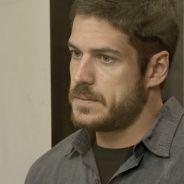 """Novela """"A Regra do Jogo"""": Dante (Marco Pigossi) pede desculpas a Belisa e promete vingança!"""