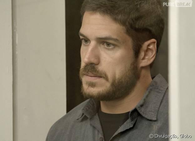"""Em """"A Regra do Jogo"""", Dante (Marco Pigossi) pede desculpas a Belisa (Bruna Linzmeyer) e corre atrás da verdade sobre facção"""
