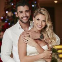 Gusttavo Lima e Andressa Suita se casam em Goiânia, após término relâmpago! Veja fotos da cerimônia
