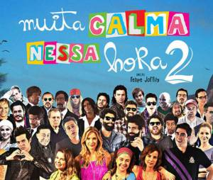 """Filme """"Muita Calma Nessa Hora 2"""" estreia dia 17 de janeiro nos cinemas nacionais"""