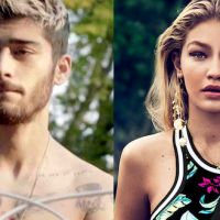 Zayn Malik, ex-One Direction, aparece apaixonado por Gigi Hadid em foto postada no Instagram