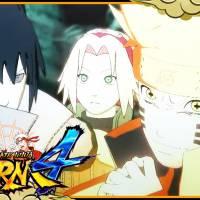 """De """"Naruto Shippuden: Ultimate Ninja Storm 4"""": novos trailers com a Equipe 7 e outras batalhas"""