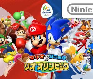 """""""Mario & Sonic at the Rio 2016 Olympics"""" será lançado em 18 fevereiro no Japão e em 2016 em outros territórios"""