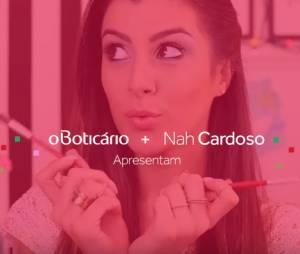 Nah Cardoso dá dicas de maquiagem para o Ano Novo