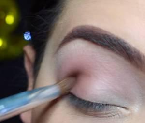 Amanda Pontes dá dicas de maquiagem para o Ano Novo