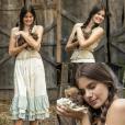 """Em """"Êta Mundo Bom!"""", Camila Queiroz viverá personagem que, segundo a atriz, é super parecida com ela!"""